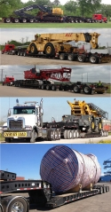 Rogers® modular trailer meets the needs of specialized haulers.