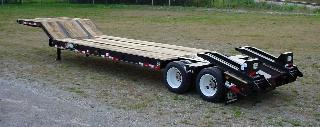 Rogers Trailer Model MH35