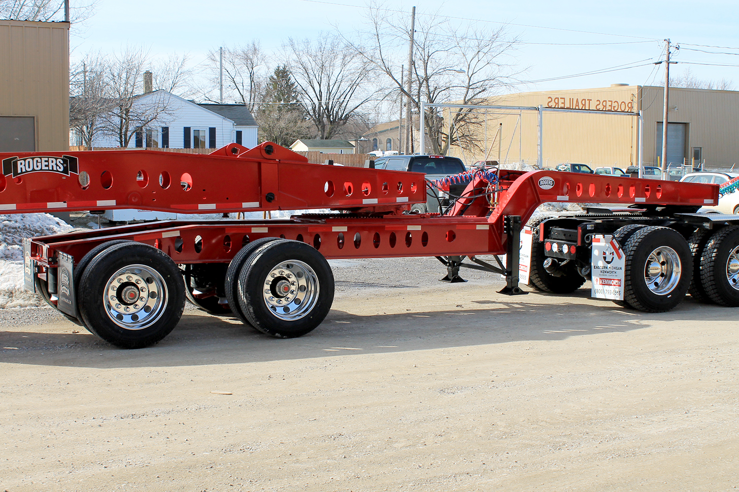 Rogers Trailers Jeep Dolly