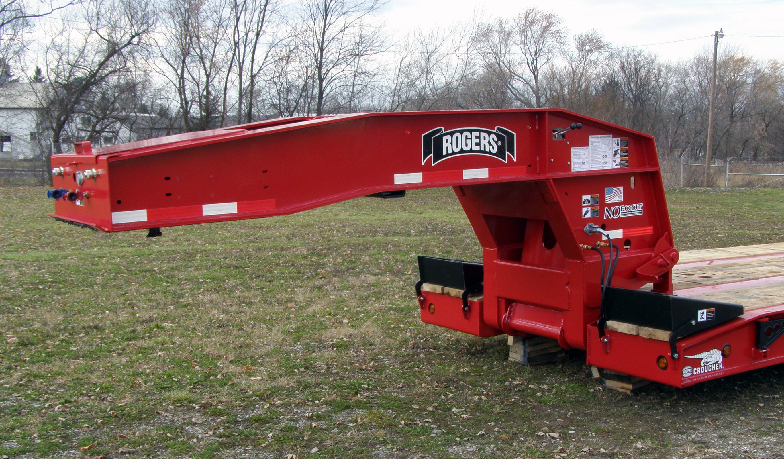 50 ton cr50gr detachable gooseneck trailer front loading the powerful cheapraybanclubmaster Image collections