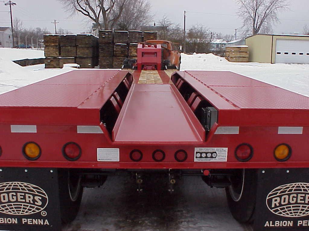 60 ton sp60gr 3xsp detachable gooseneck trailer front loading detachable gooseneck trailer. Black Bedroom Furniture Sets. Home Design Ideas