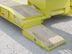 Front Folding Ramps, Bi-Fold