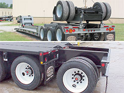 Removable Axle