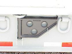 Side Brackets / Severe-Duty Removable Swinging