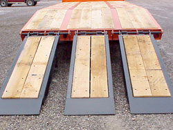 Rear Loading Ramps / Third Ramp