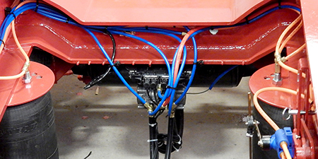 Abs Anti Lock Brake System Is An Electronic Which Continuously Monitors The Trailer S Braking To Prevent Tire Wheel Up During