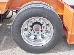 Wheels, Aluminum Disc (Aluminum Disc Wheels)