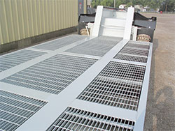 Bar Grating Deck
