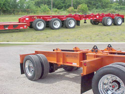Booster Axle Assembly