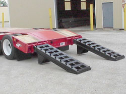 Rear Loading Ramps / Ladder-Style