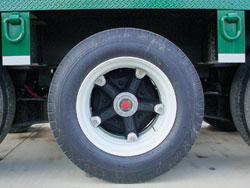 Wheels, Spoke