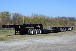 Visit Rogers Booth #5861 at ConExpo to view these high performance trailers.